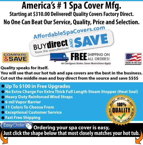 America's # 1 Hot Tub and Spa Cover Mfg.