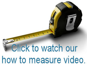 Click to watch our measuring tip video